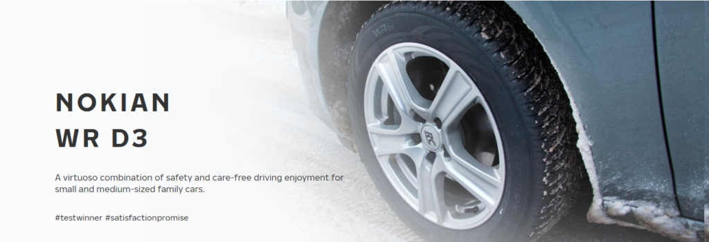 non-studded tyres